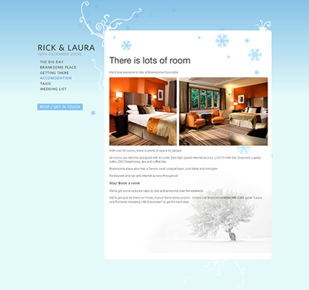 Personal Sites Screenshot - Web designer - Southampton